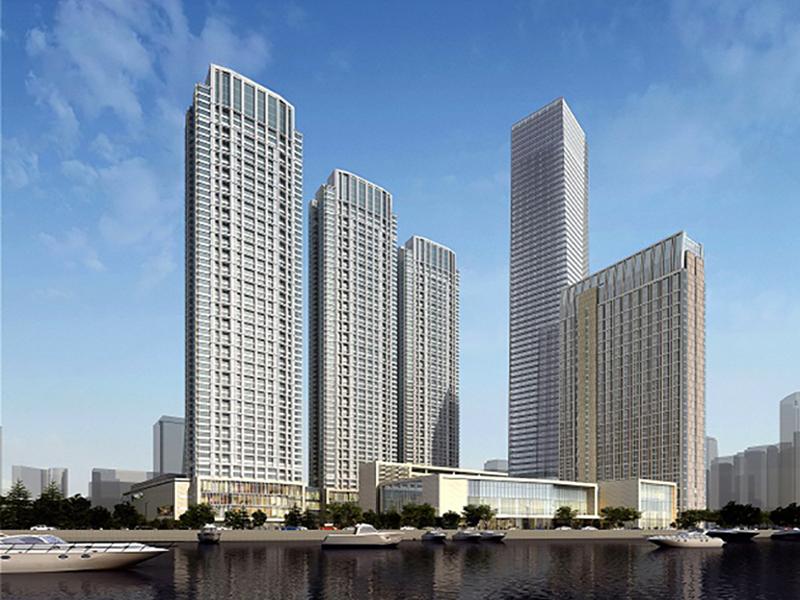 天津嘉里中心工程