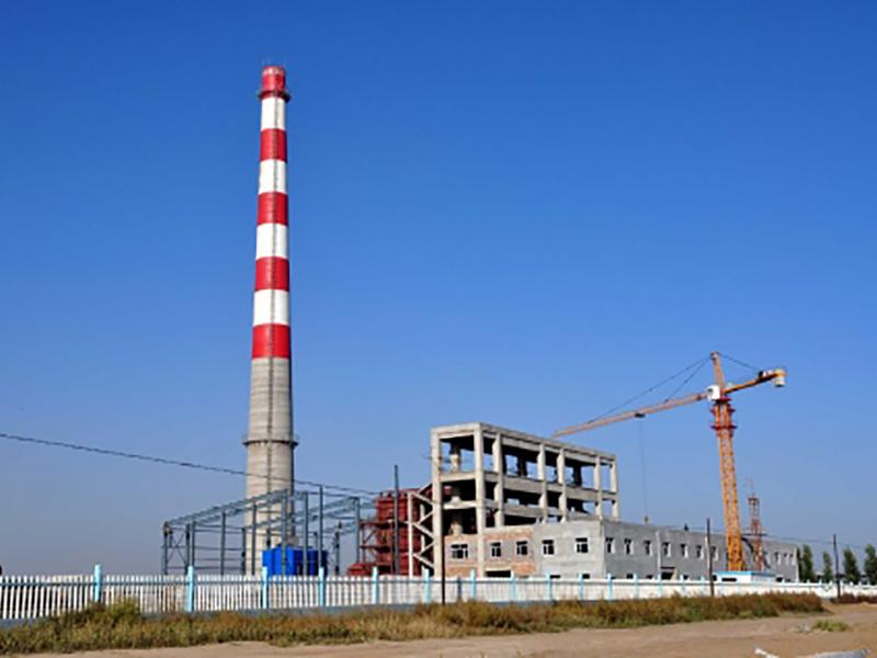 平谷新城滨河集中供热工程