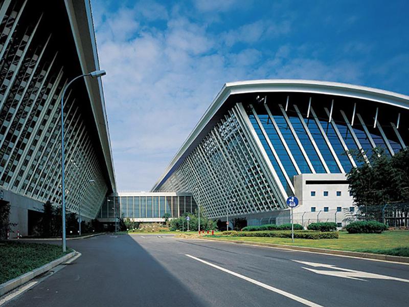 上海浦东国际机场